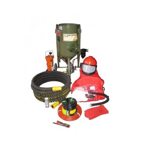 Hodge Clemco 1440 Contractor Blast Pot Package