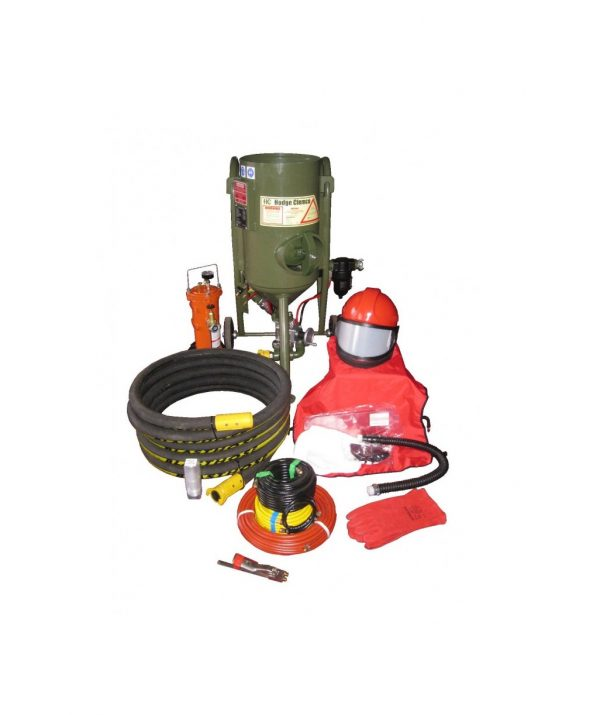 Hodge Clemco 1440 Contractor Blast Pot Package